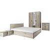 Carrefour Mobila Dormitor 2020
