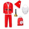 Costum mos craciun copii Carrefour – Cumparaturi online