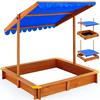 Lada de nisip cu acoperis Lidl – Cumpărați online