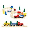 Trenulet lemn Lidl – Cumpărați online